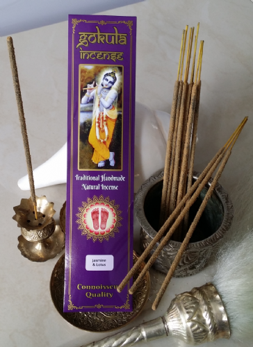 Jasmine & Lotus Incense Sticks - 20 grams